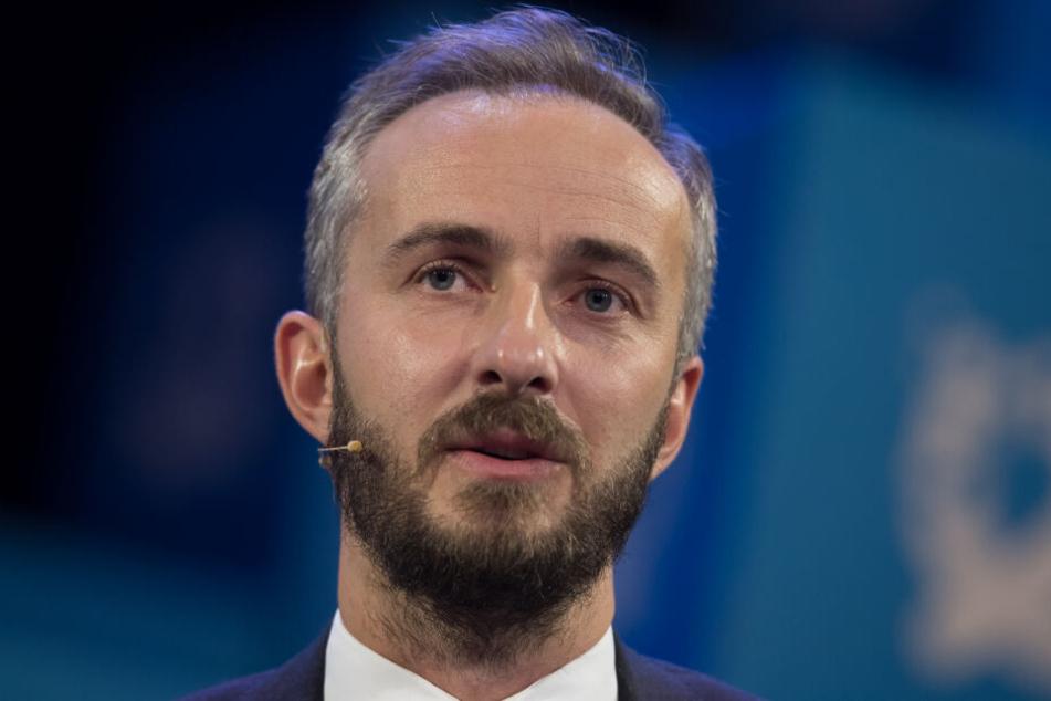 Auch die Daten von Jan Böhmermann waren betroffen.