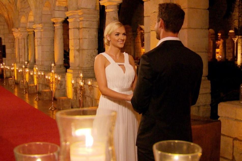 Erika hatte bis zum Schluss gehofft, Sebastian entschied sich aber gegen sie.