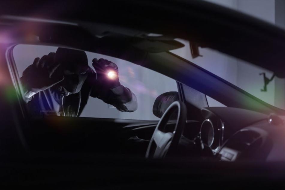 Noch ist unklar, wie viele Autos das Trio insgesamt gestohlen hat (Symbolbild).