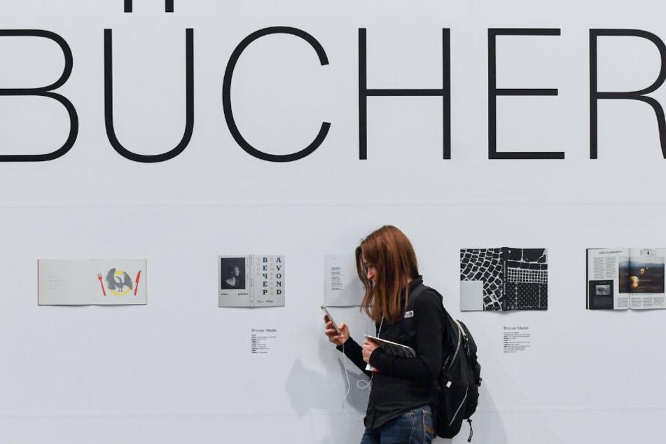 Leipziger Buchmesse 2019: Sonderausstellung in der DNB