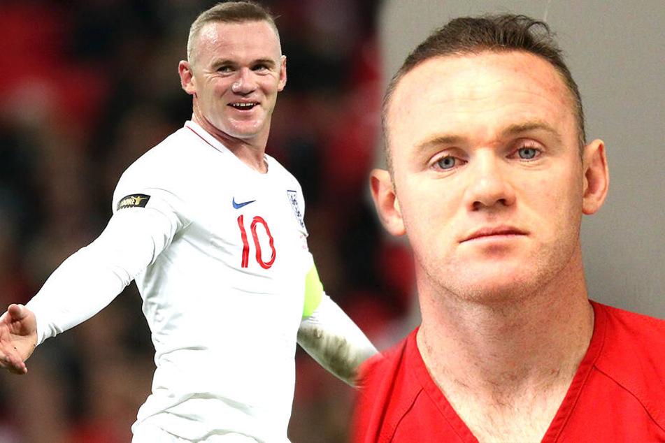 Wayne Rooney - ein begnadeter Fußballer, aber immer auch wieder für einen Skandal gut.