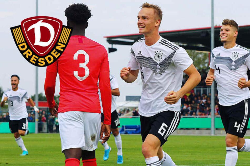 Dynamo Dresden: Burnic und Ehlers nach Auswahleinsätzen auf Wolke 7?