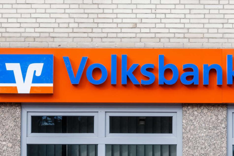 Banküberfall in der Frankfurter Innenstadt: Täter auf der Flucht!