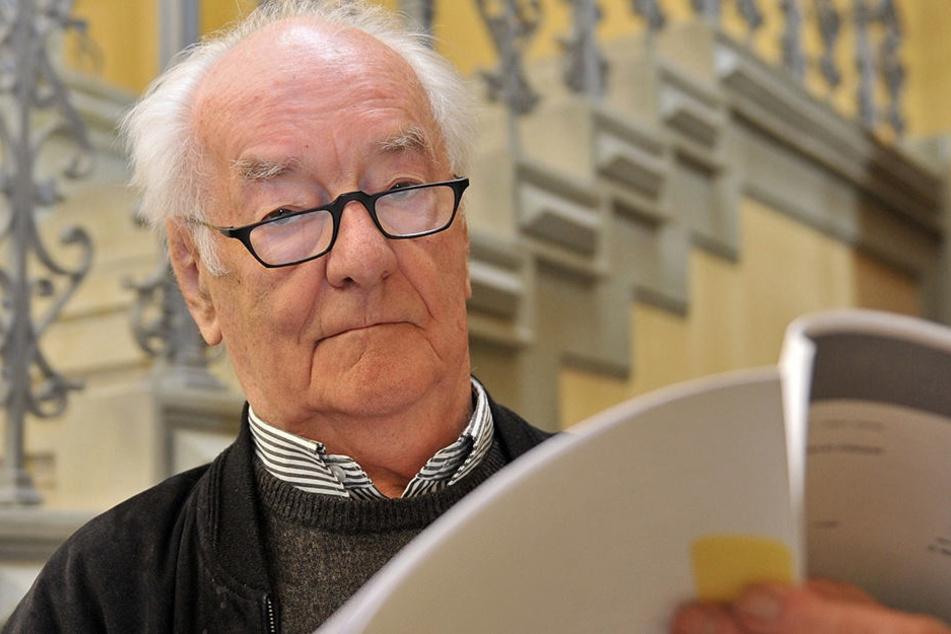 Architekt Wolfgang Hänsch (1929-2013).