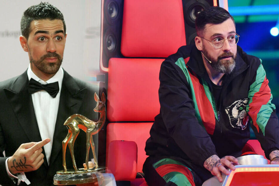 The Voice of Germany: Sido stichelt gegen Bushido