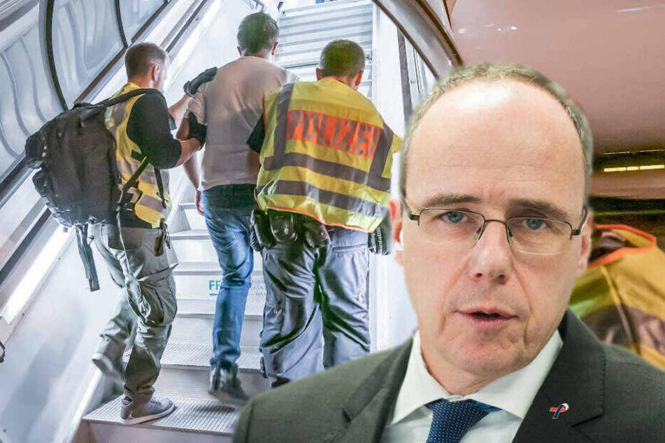 Innenminister Beuth: Alle ausländischen Gefährder in Haft oder abgeschoben