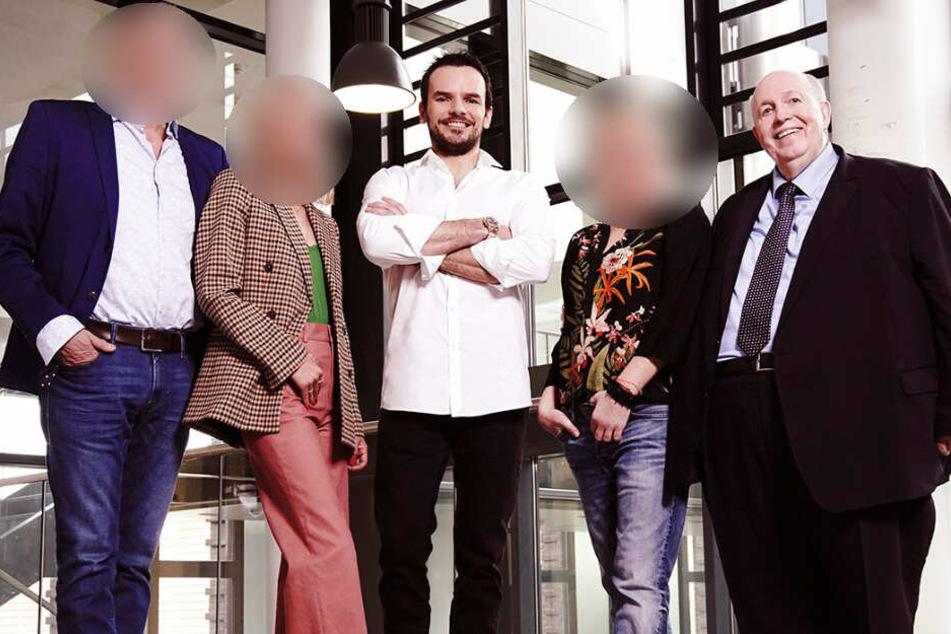 """TV-Comeback: Das ist das neue Team bei """"Grill den Henssler""""!"""