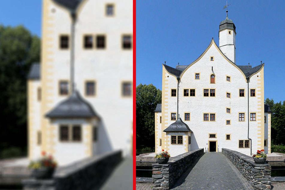Das Wasserschloss Klaffenbach soll eine Dauerausstellung zu seiner Geschichte bekommen.