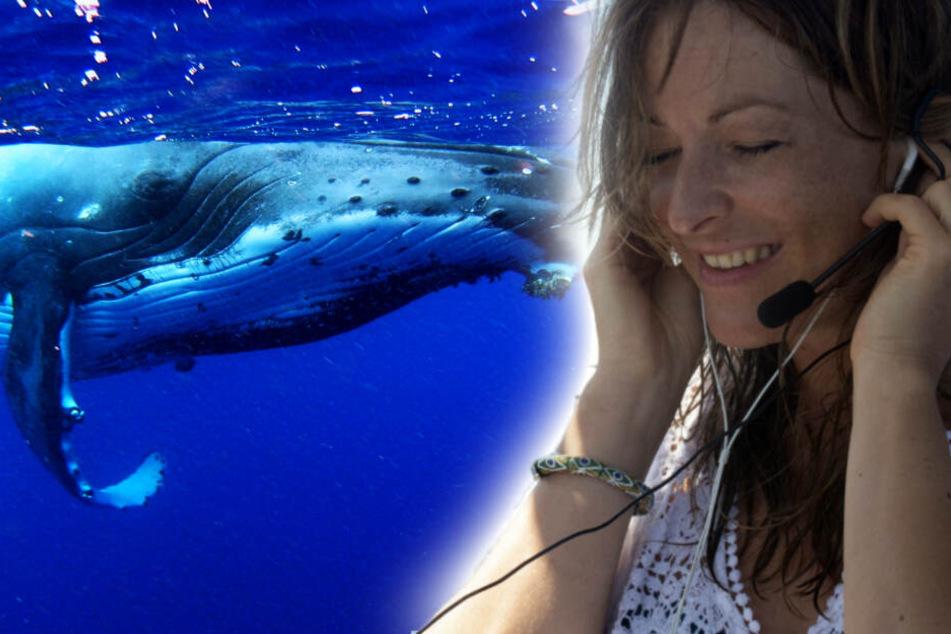 Marina Trost (43) wollte die Stimmen der Wale mit ihrer eigenen kombinieren. Kurz vor Ende des Projekts verschwand die Münchnerin.