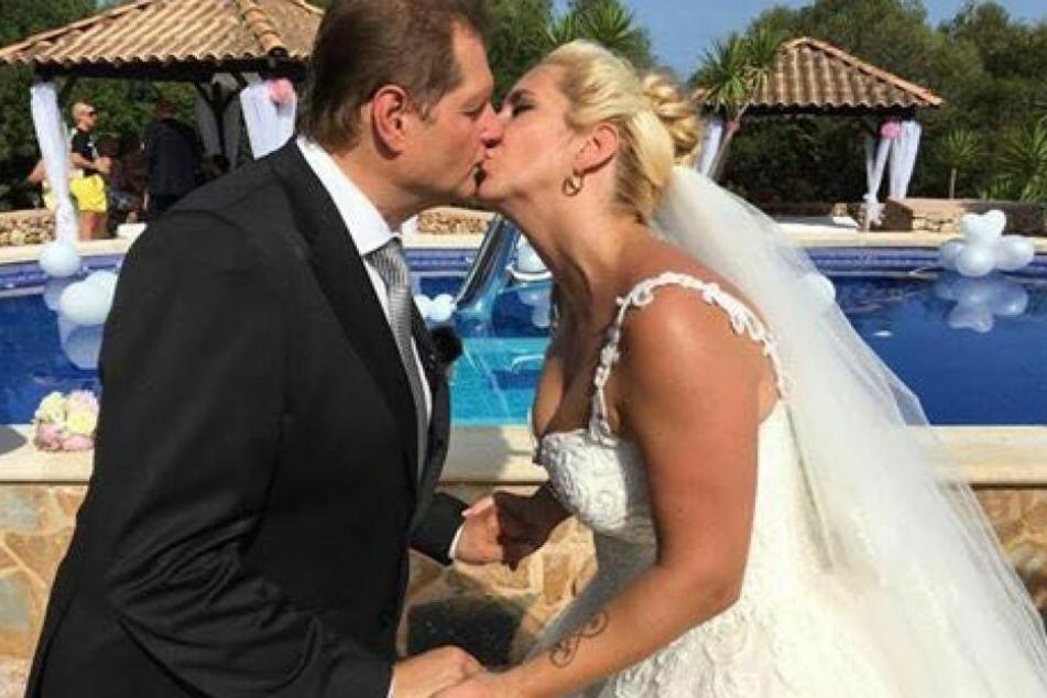Die Hochzeit auf Mallorca.