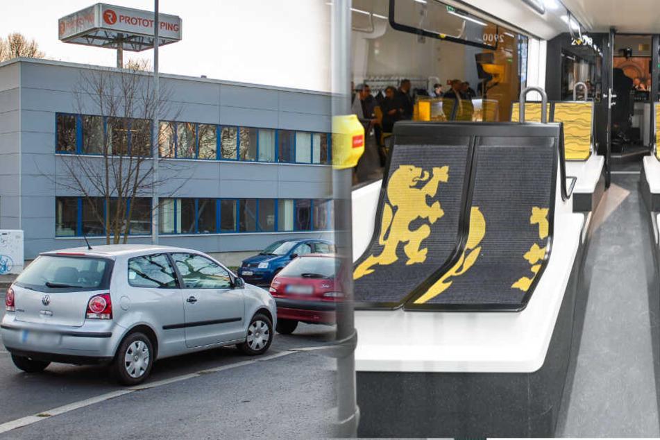 Dresdens neue Super-Bahn: Der Prototyp kommt aus Chemnitz
