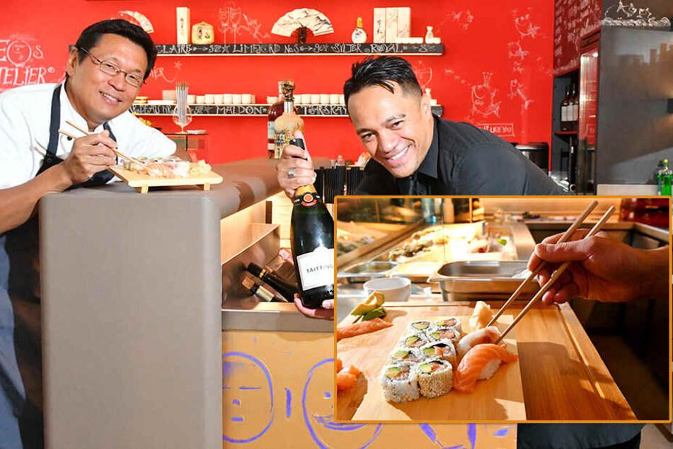 Neue Bar in Dresden: Austern und Sushi im Taschenbergpalais Kempinski genießen