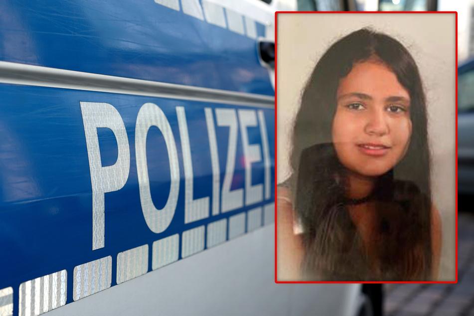 Polizei bittet um Hilfe: Wo ist Sana (12)?