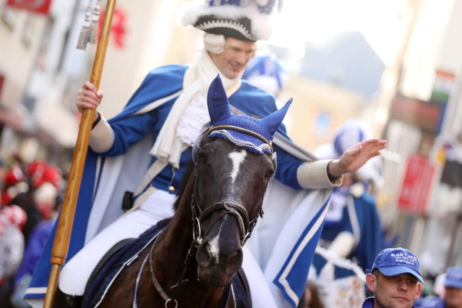 Die Regeln für Pferde beim Kölner Karneval sollen genau überprüft werden.