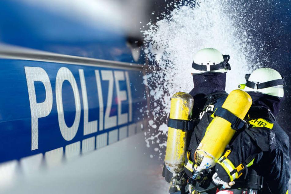 In Guben ist ein Mensch bei einem Autobrand ums Leben gekommen. (Symbolbild)