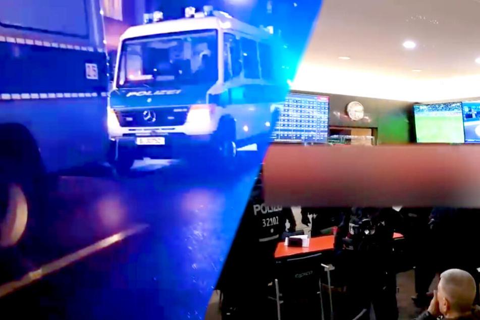 Polizei veröffentlicht Video von Mega-Razzia in Berlin!