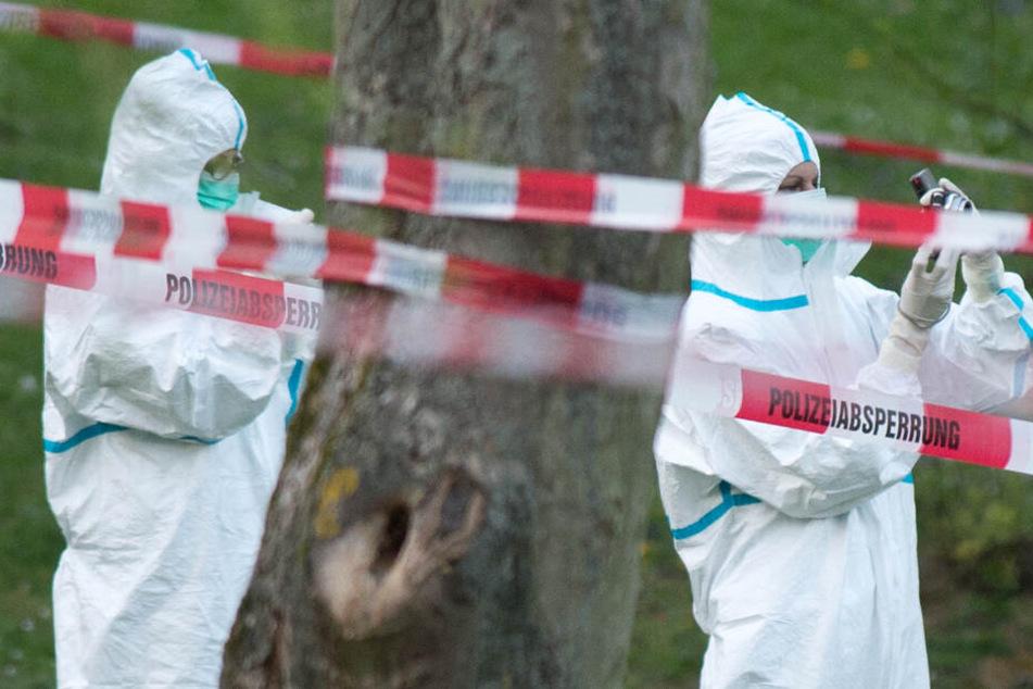 Die Leiche des Mannes war Ende Juni entdeckt worden. (Symbolbild)
