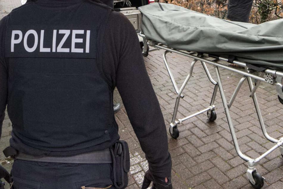 Die Leiche wurde am Sonntagmorgen entdeckt (Symbolbild).