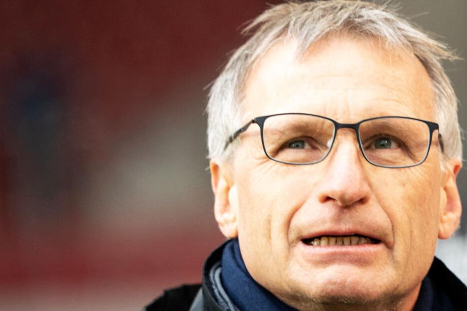 Ex-VfB-Sportvorstand: Michael Reschke (61).
