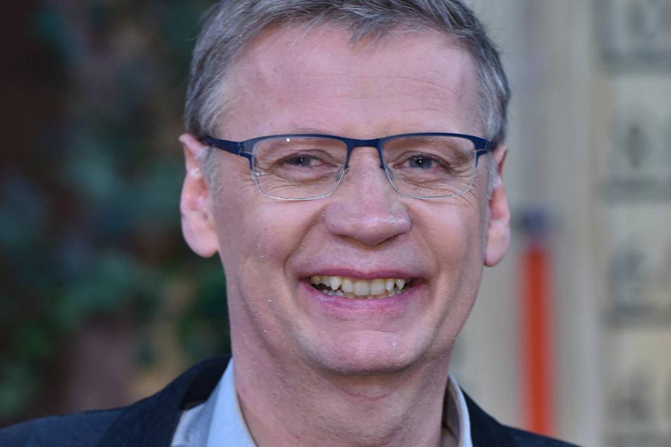 """Beim Überraschungsspecial von """"Wer wird Millionär"""" hatte Günther Jauch die 80-Jährige Ursula zu Gast."""