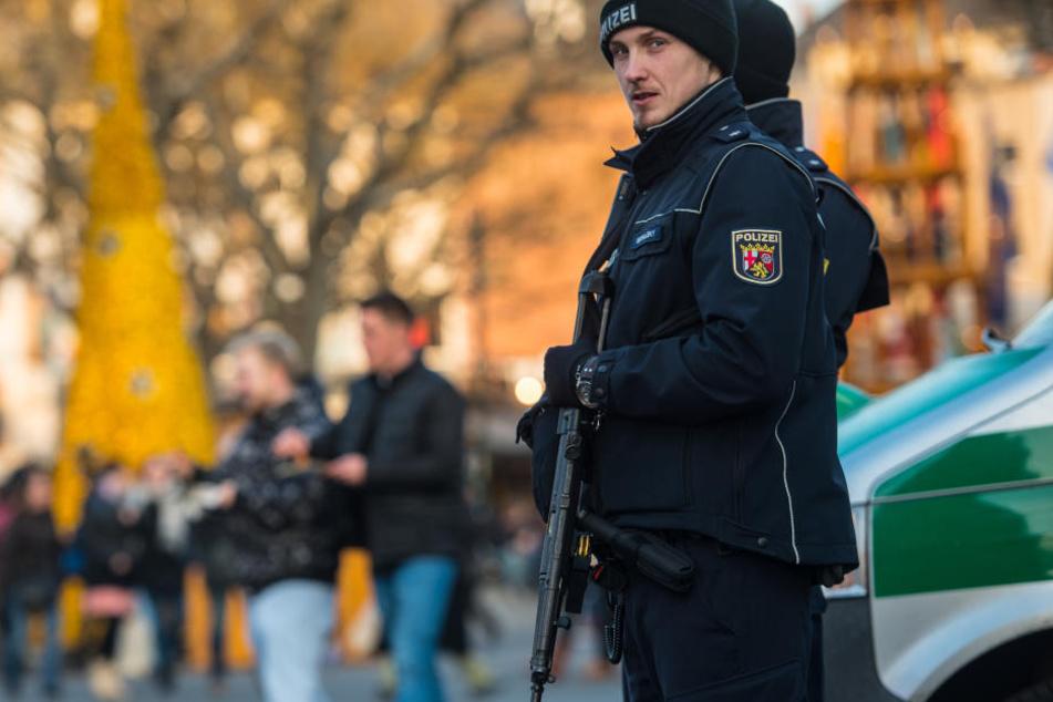 Auch in Mainz werden Polizisten für die Sicherheit der Besucher sorgen.