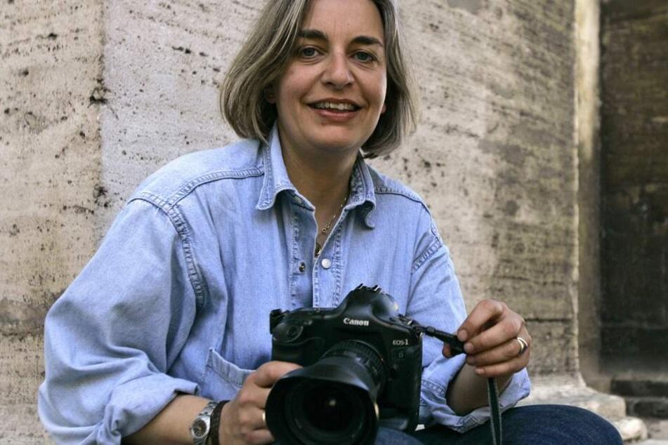 Anja Niedringhaus (1965 - 2014) war Fotografin und wurde in Afghanistan erschossen.