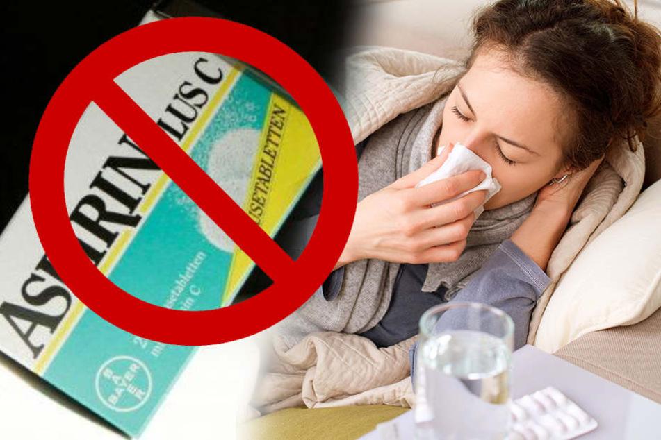 Von wegen hilfreich! Warentest klärt über Grippe-Mittel auf