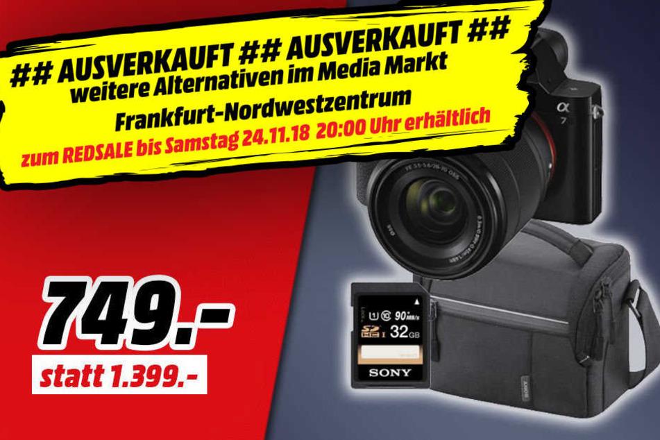 Letzte Chance Mediamarkt Frankfurt Verkauft Noch Bis Samstag