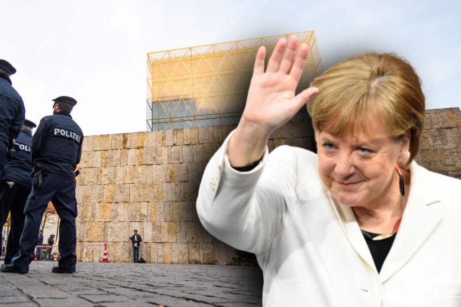 """München: Jüdischer Weltkongress ehrt Merkel in München: """"Herausragende Persönlichkeit"""""""