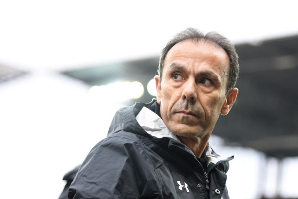 St. Paulis Trainer Jos Luhukay fehlen erneut einige Leistungsträger.
