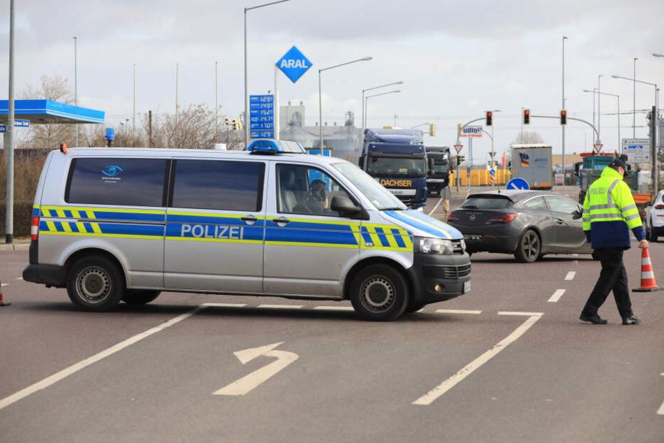 Mehrere Firmen evakuiert: Fliegerbombe in Magdeburg entschärft