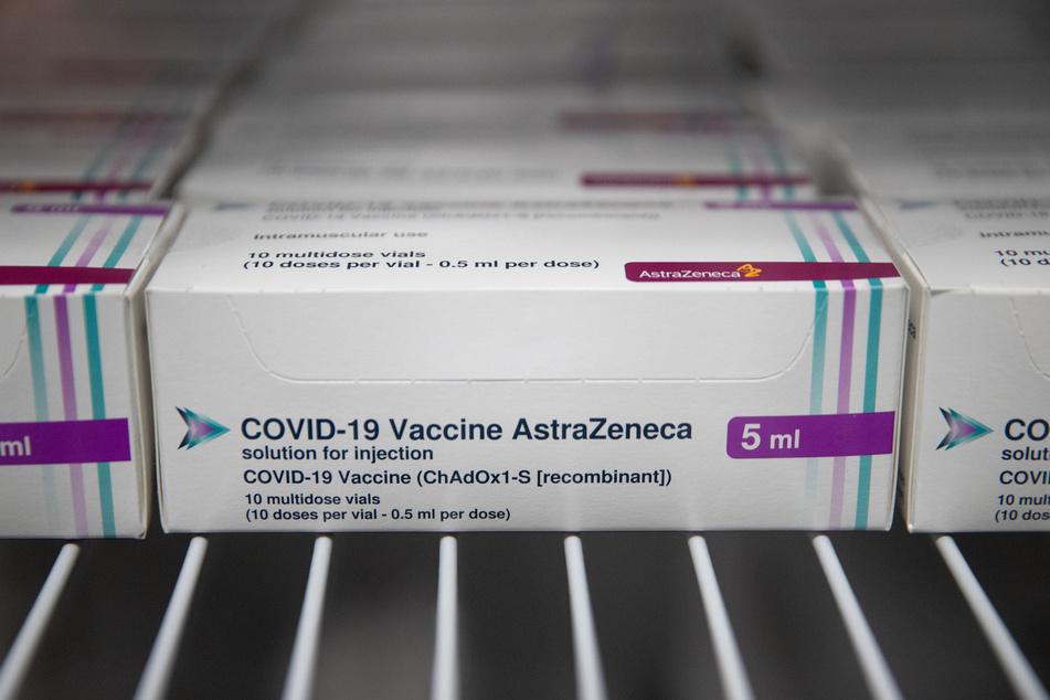 Der Corona-Impfstoff des Herstellers AstraZeneca steht vor seiner Zulassung in der EU.