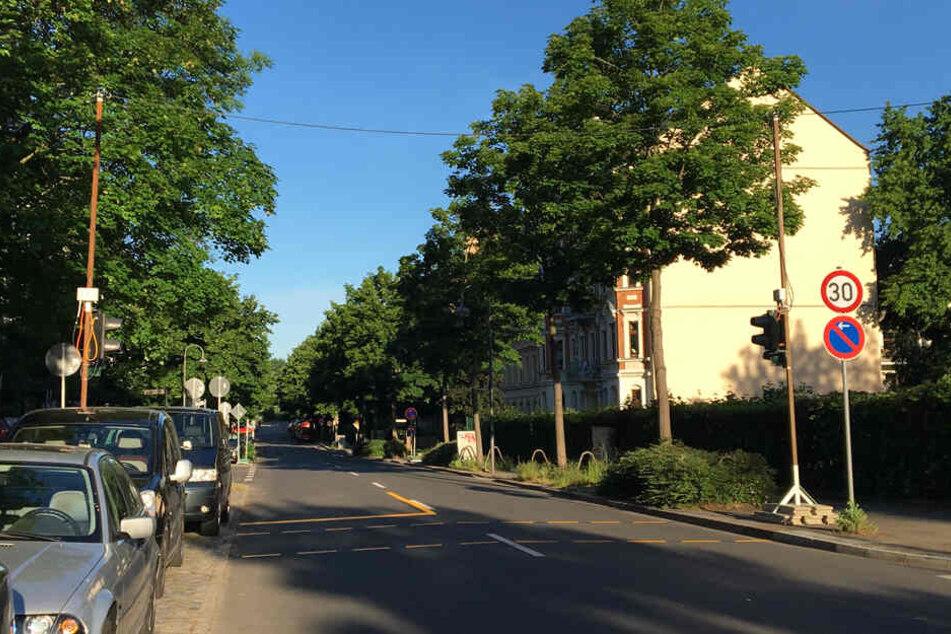 Die Weststraße wird zwischen Kochstraße und Gustav-Adolf-Straße voll gesperrt.
