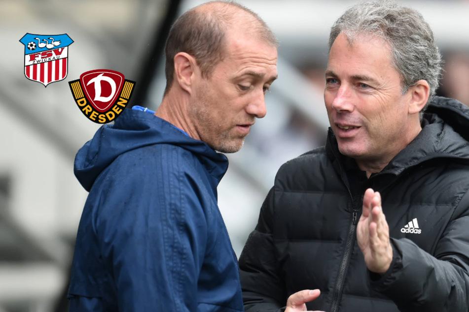 FSV-Trainer Enochs lobt künftigen Dynamo-Geschäftsführer Wehlend