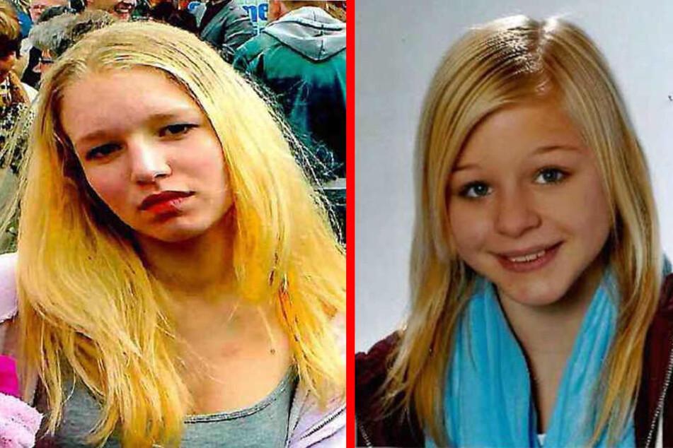 Wo sind Nadjana Roos (13, l.) und Liana Löbnitz (12) ?