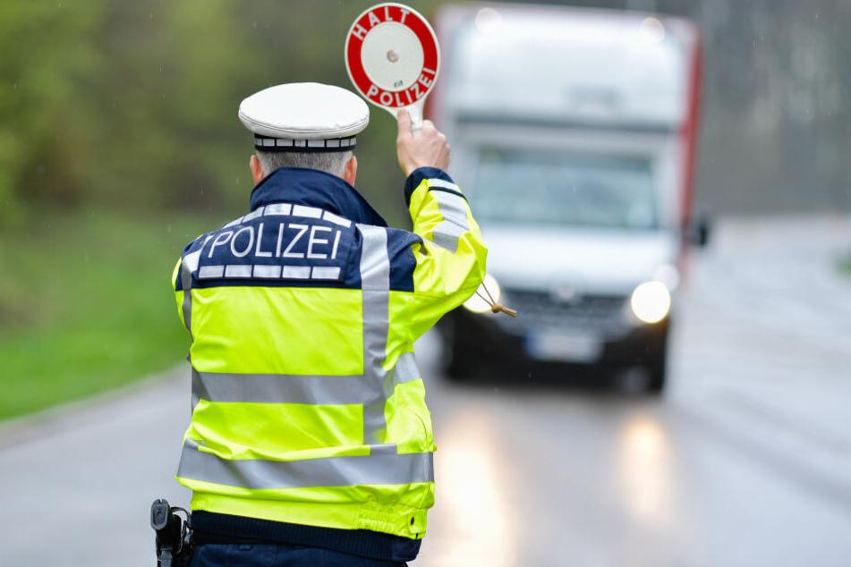 Die Polizei erwischte 480 Temposünder. (Symbolbild)