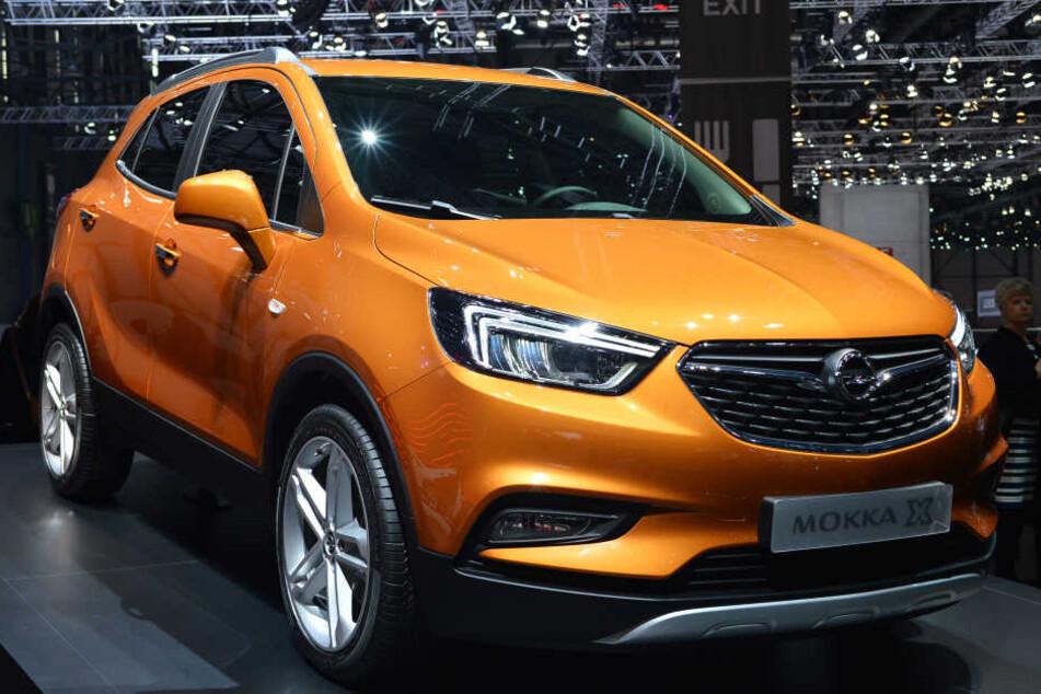 """Der Nachfolger des """"Opel Mokka"""" wird künftig in Thüringen gefertigt."""