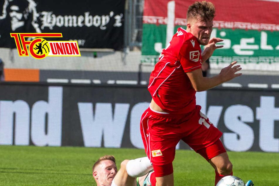 Erstes Bundesliga-Tor! Union erkämpft sich ersten Punkt in Augsburg