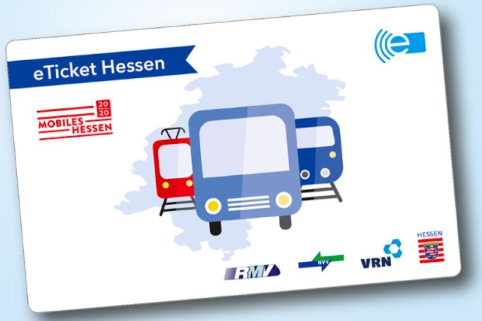 Mit diesem Ticket kannst Du für nur 1 Euro pro Tag durch ganz Hessen fahren.