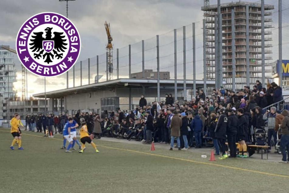 Protest gegen Vereinsführung: Vergraulte Tennis Borussia-Fans gehen fremd!