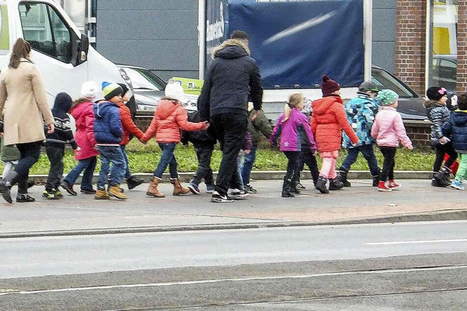 Der Stadtelternrat fordert rund eine Millionen Euro zusätzlich für die Chemnitzer Kindergärten.