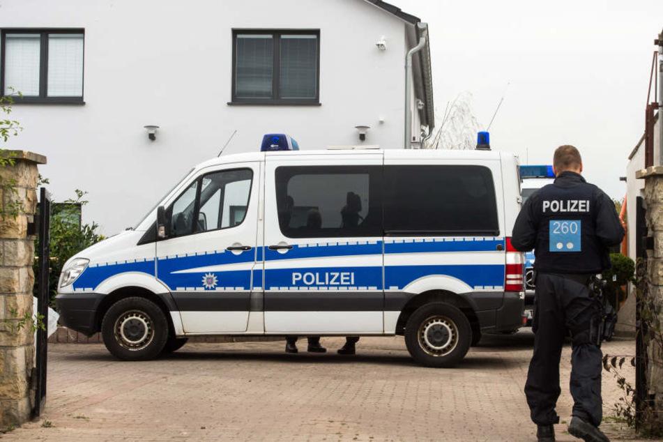 In Erfurt wurden mehrere Objekte durchsucht.