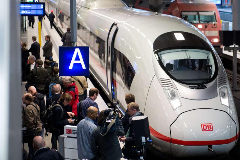 Mehr ICE-Verbindungen für Berlin: Neuer Fahrplan bringt auch zusätzliche Fahrten