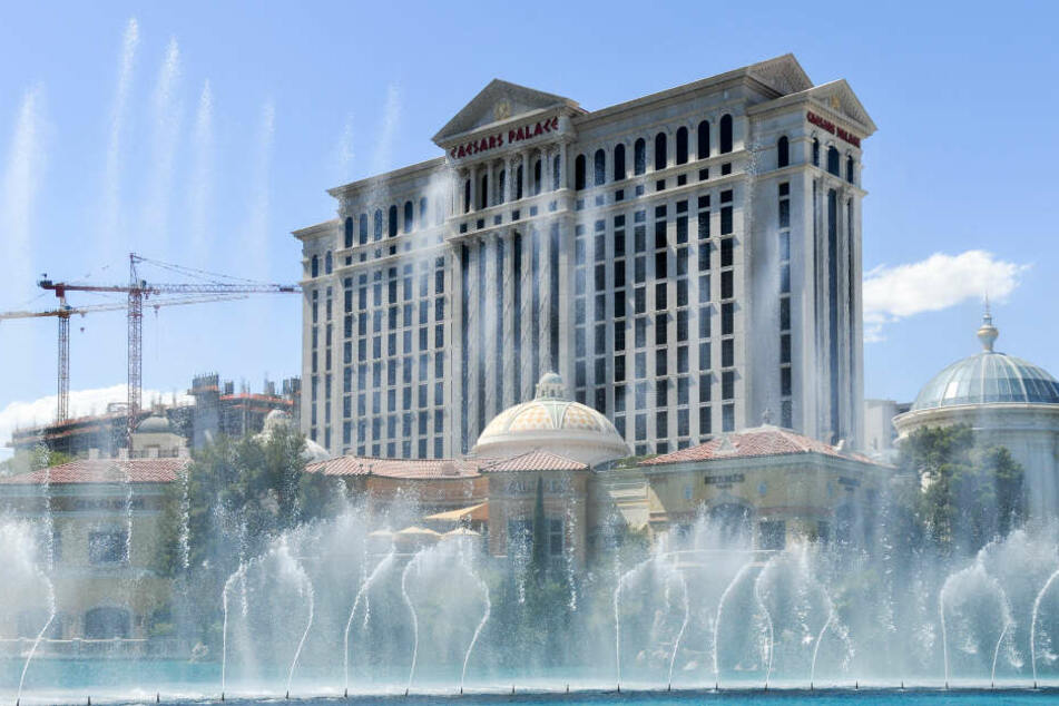 Das Caesars Palace in Las Vegas.