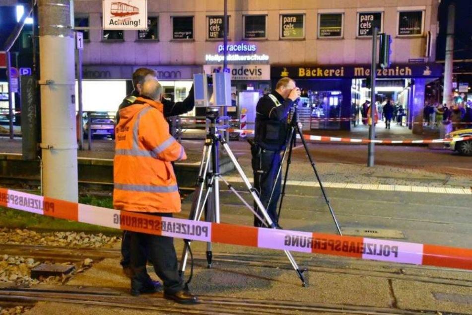 Tödlicher KVB-Unfall am Kölner Barbarossaplatz: Polizei sucht Zeugen