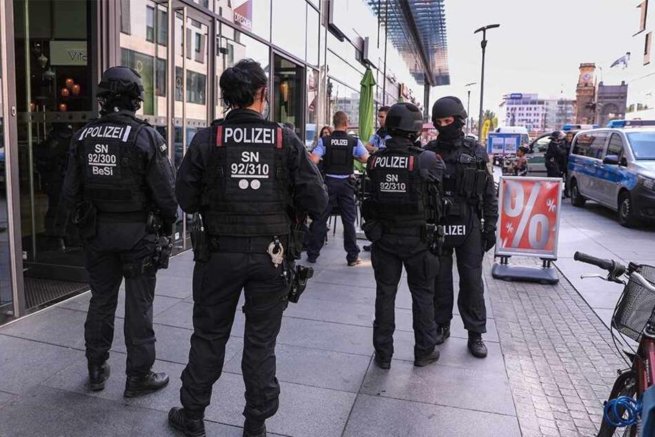 Die Dresdner Polizei wird auch in Zukunft gut zu tun haben (Symbolbild).