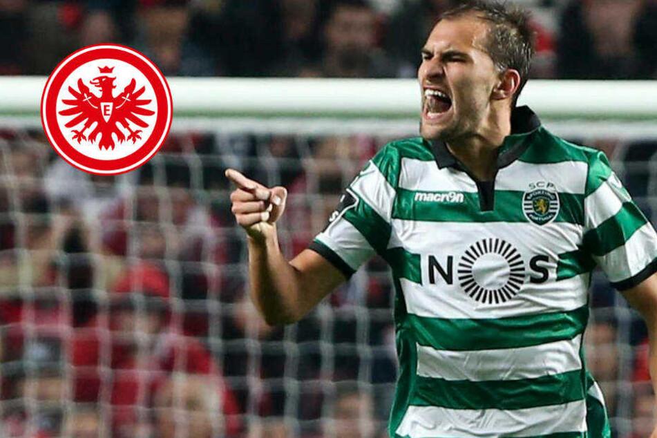 Sturm-Tank im Anmarsch: Eintracht kurz vor Verpflichtung von Bas Dost