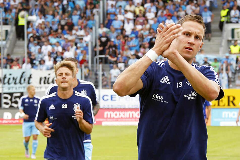 Drittliga-Rekordspieler Danneberg beendet seine Karriere!