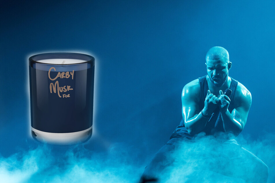 """The """"Carby Musk"""" scented candle inspired by Drake sold out immediately."""