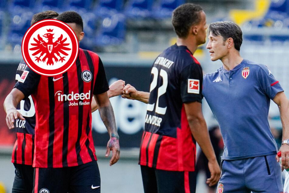 Eintracht: Test-Unentschieden gegen Monaco um Ex-Coach Kovac